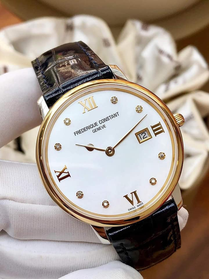 Đồng hồ nữ Frederique Constant FC-220MPWD3S3 - H2 WATCH